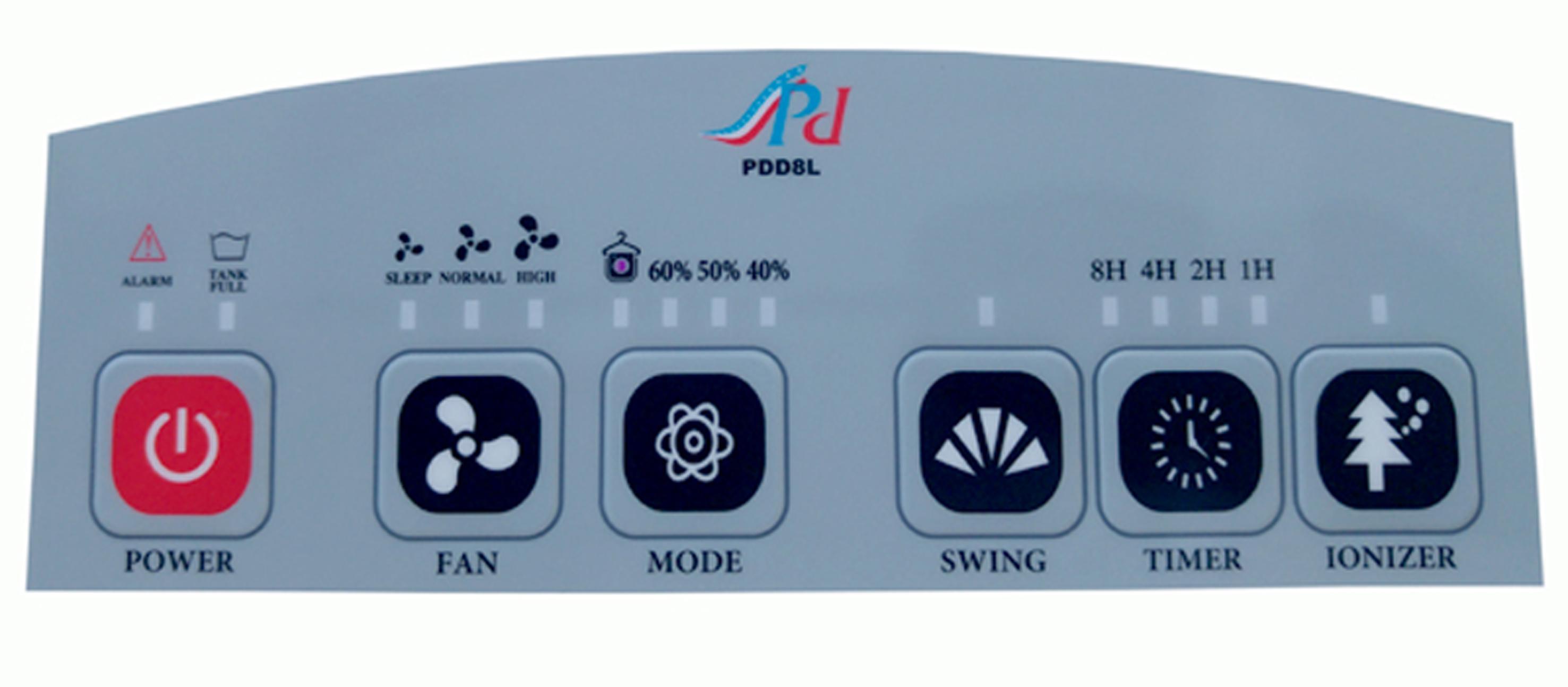 PDD8L-Screen